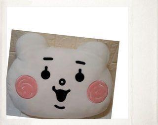 賤萌熊 baby betakkuma 臉抱枕