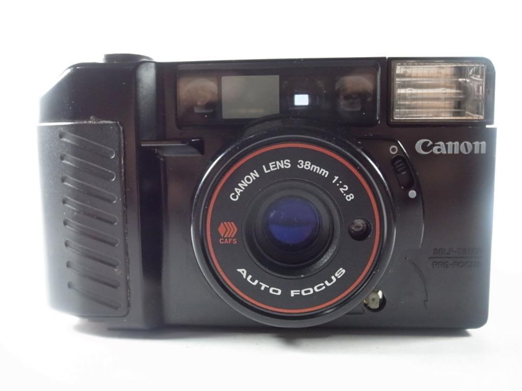 [一直攝] Canon AF35M II 底片相機 (零件機)