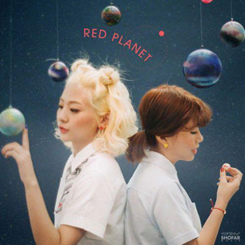 臉紅的思春期 RED PLANET 1st Album