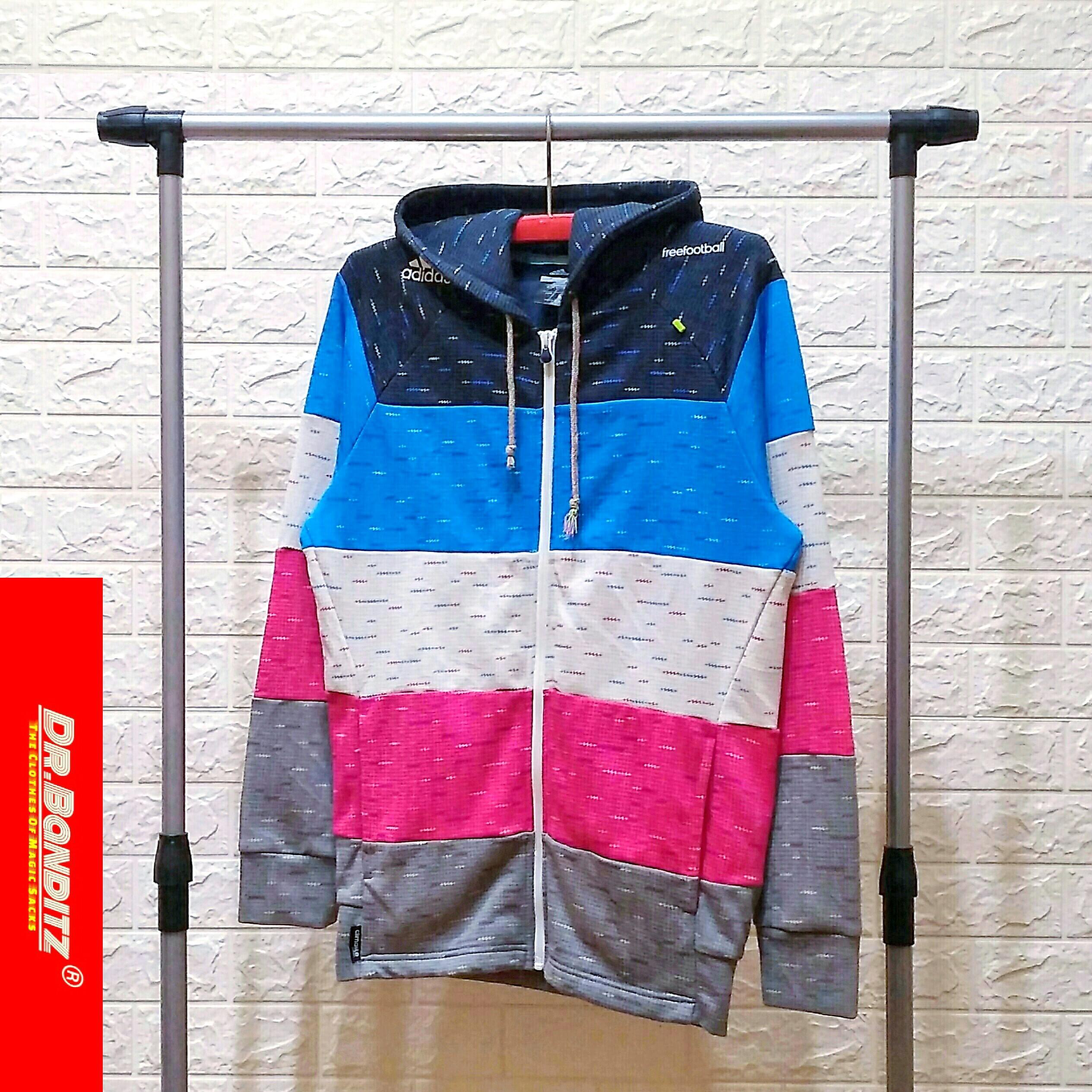 Adidas 5tone Colour Block Ziphoddie