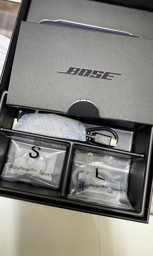 Bose SoundSport Free 深夜藍 藍芽耳機
