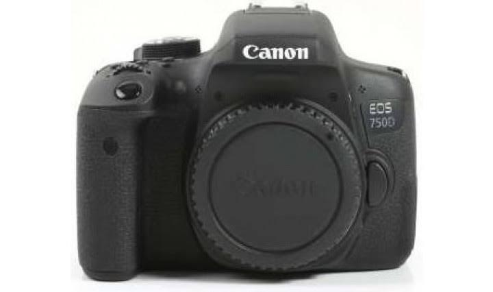 Canon EOS 750D Body Only Kredit Promo Free Adm