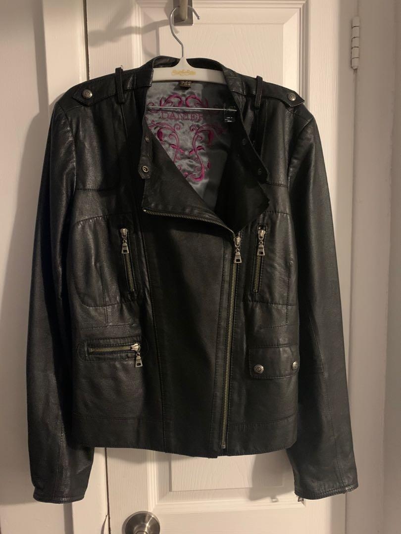 Danier genuine leather jacket