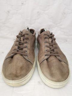 ECCO Leather Sneakers 10UK
