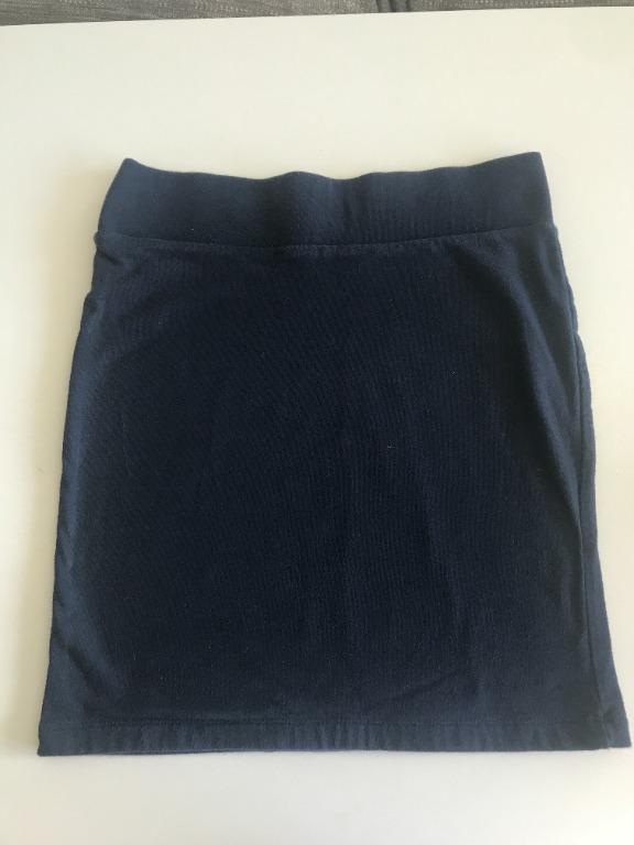 Forever 21 Navy Miniskirt Size Small