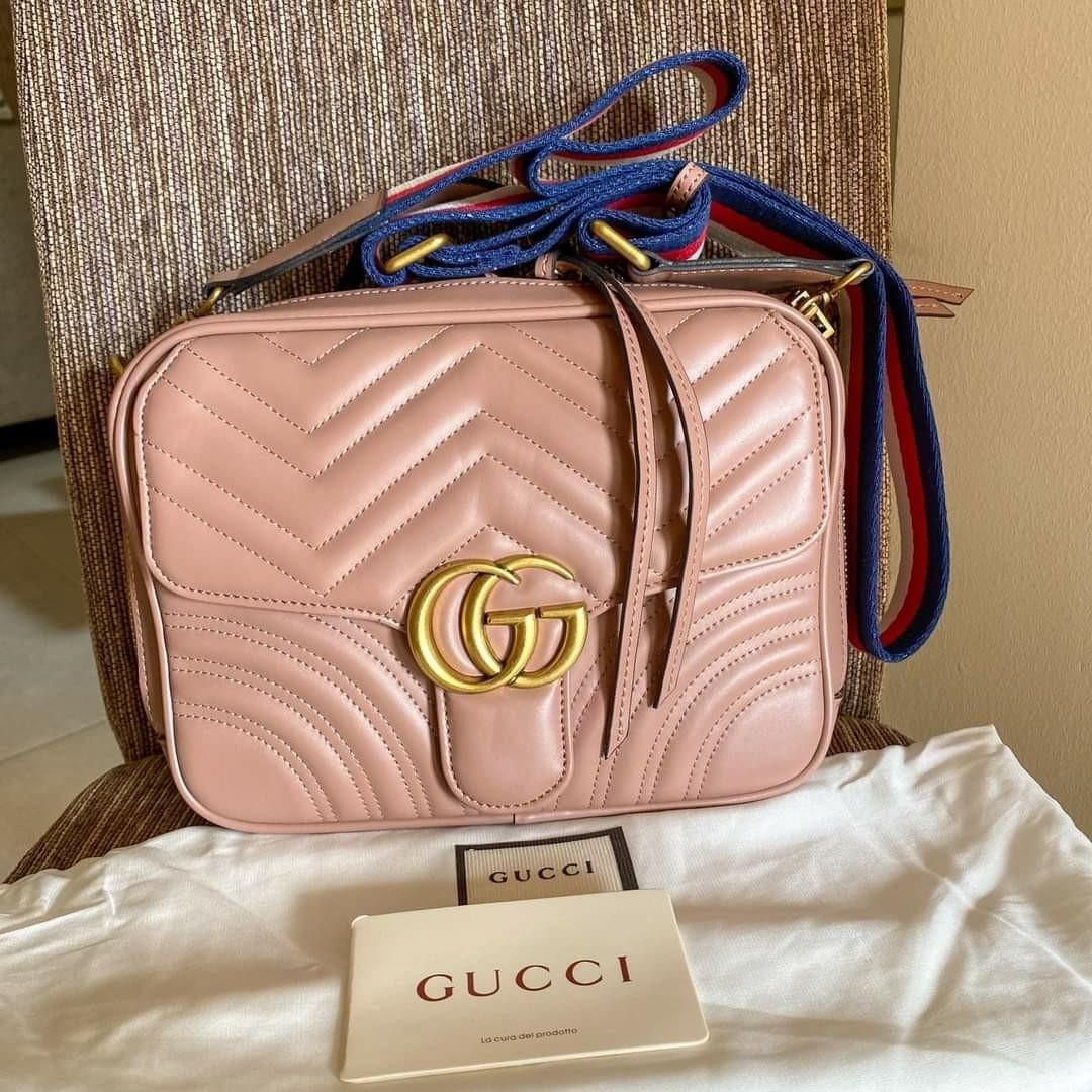Gucci Marmont Box Sling