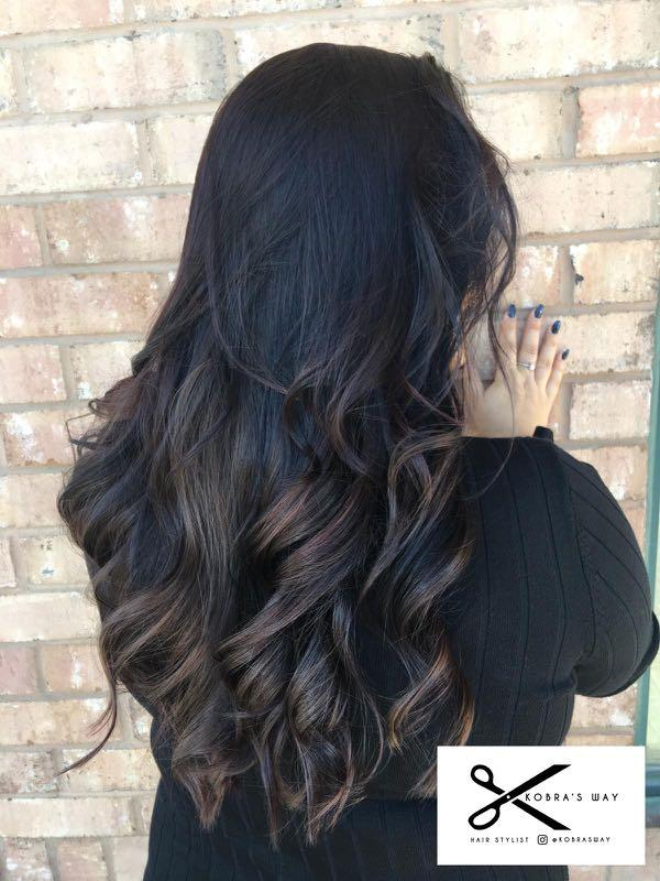 Hair extensions and more!