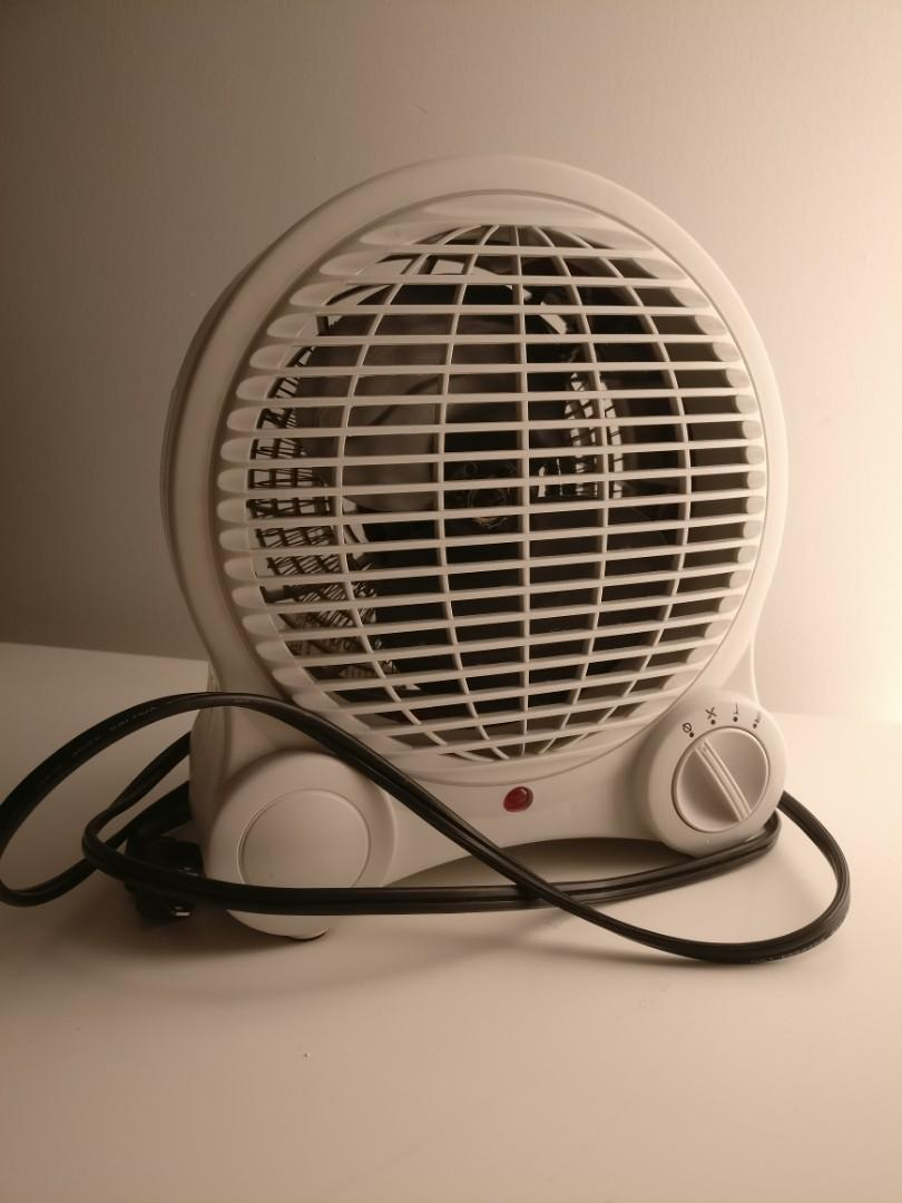 Heating fan - great condition
