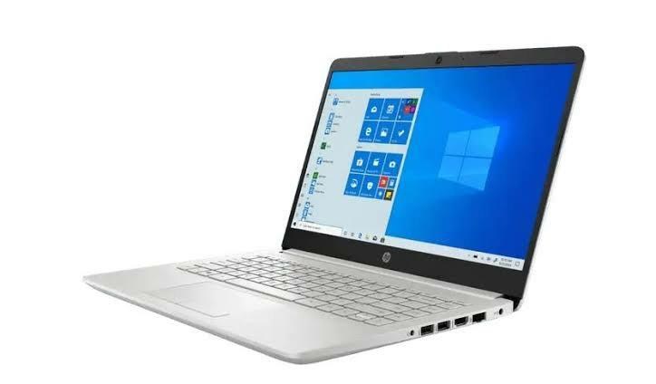 HP 14S i5 1035G1 Ram 4 GB HDD 1TB AMD Radeon 2 GB 14 Inch