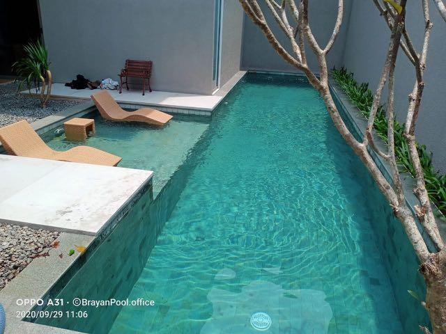 jasa pembuatan kolam renang, perawatan kolam renang dan alat-alat kolam renang