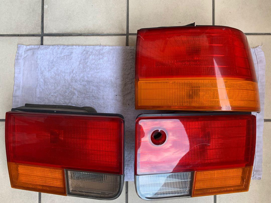 K5, Honda Accord 尾燈 tail lights