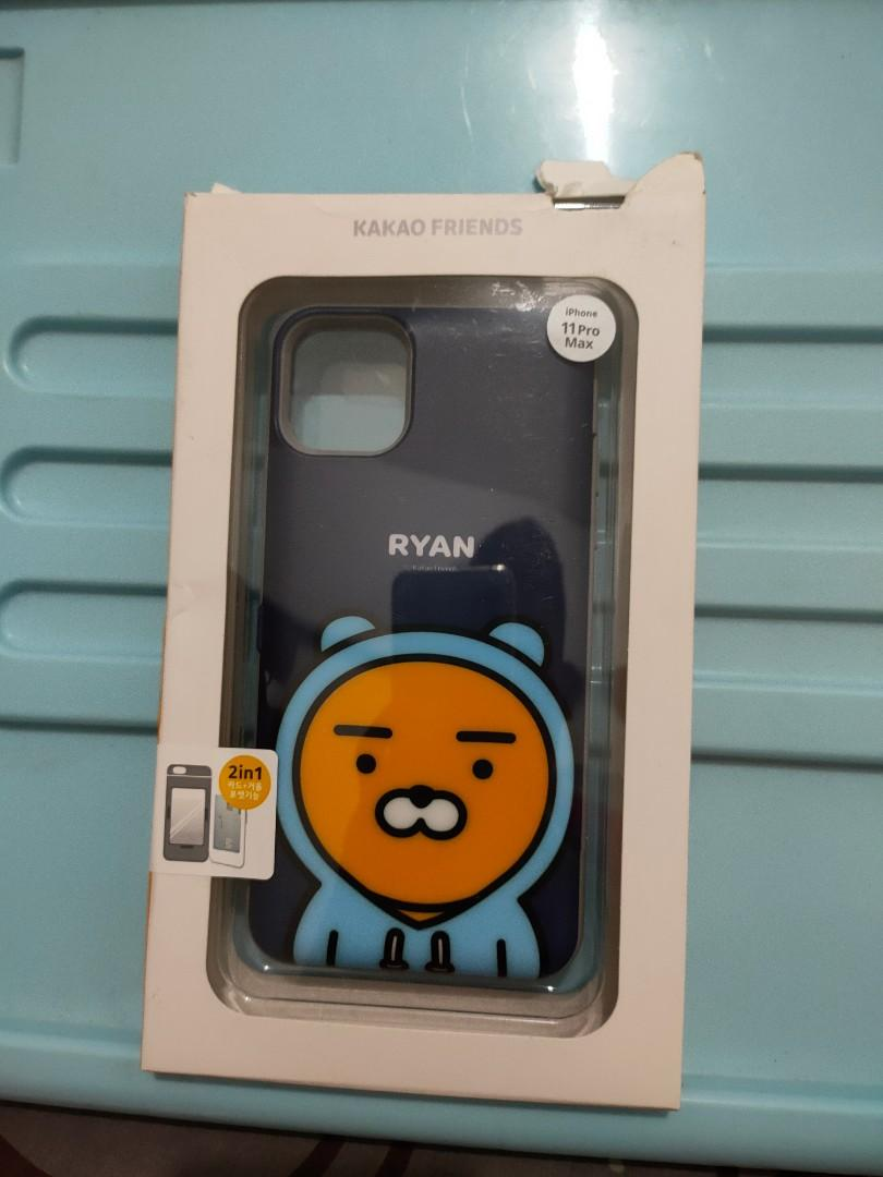 KakaoTalk Casing for iPhone 11 Pro Max