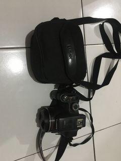 Kamera Lumix Panasonic. BU!