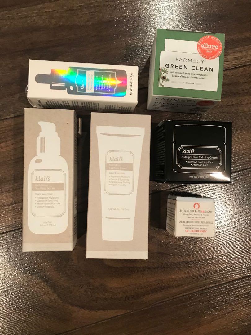 Klairs K-Beauty Skincare Bundle