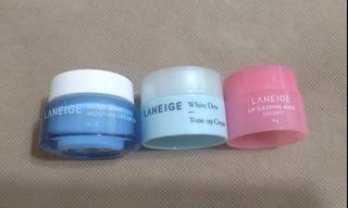 Laneige sample