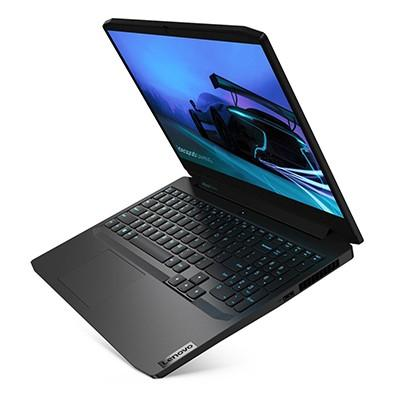 Lenovo Gaming 3i i5 10300 8GB 512ssd GTX 1650 4GB W10+OHS 15.6FHD 120hz MO BLK