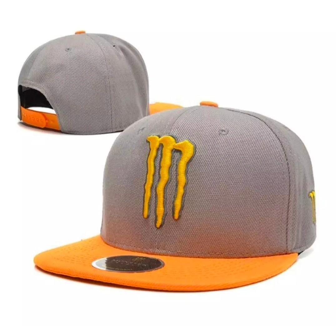 Men Fashion Cap Orange Men S Fashion Accessories Caps Hats On Carousell