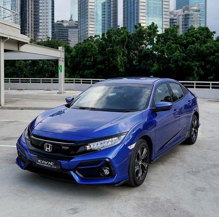 New Civic RS