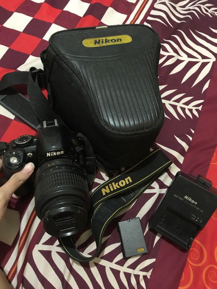 Nikon D3100 Preloved #lemarirapi