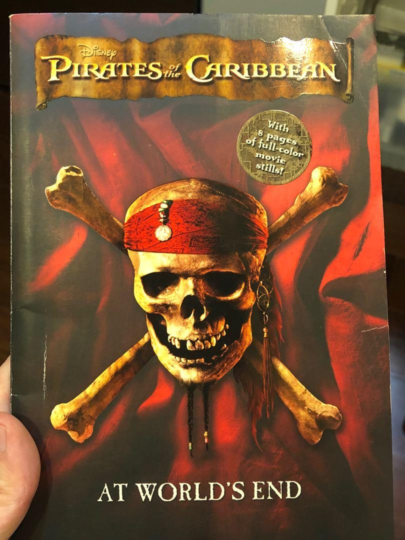 Pirates of the Caribbean - end of world