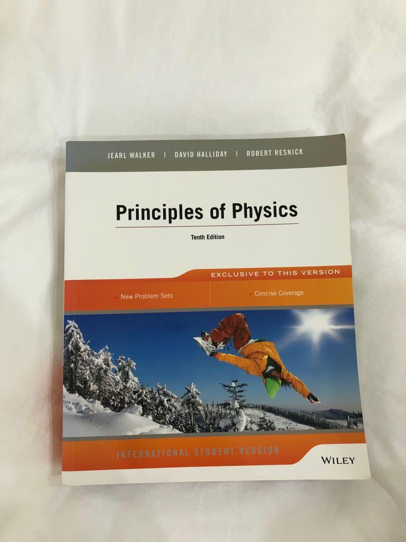 Princiles of Physis (第10版)