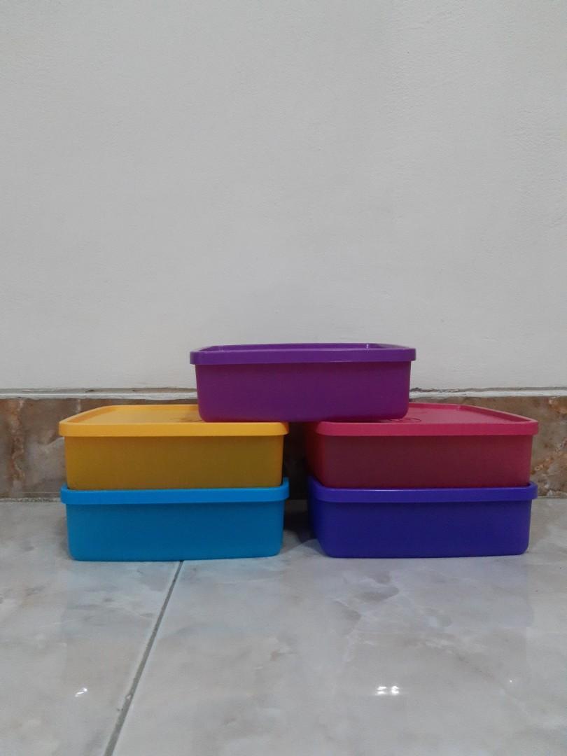 @Rp 45,000 Kotak tupperware