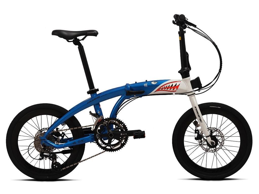Sepeda Lipat Noris Nexx 2.0 Promo DP 560k Homecredit Indonesia