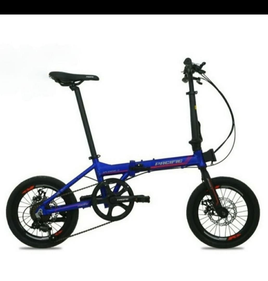 Sepeda Lipat Splendid 1.0 Promo DP 250k Home credit Indonesia