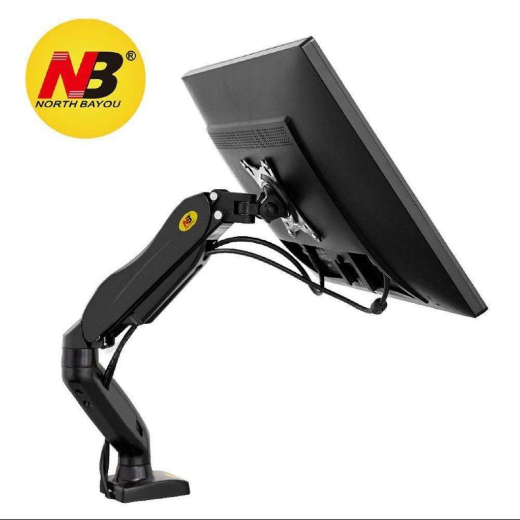 Monitor Mount Arm NB North Bayou F80 for 17 to 30 inch from 2.0 to 9.0 kg  Prism Prism+ Plus Gaming, Electronics, Computer Parts & Accessories on  Carousell