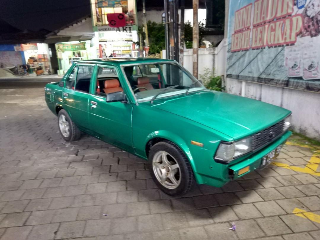 Toyota Corolla Dx Tahun 1981