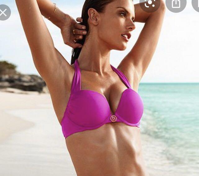 Victoria Secret add 2 cups push up bikini set