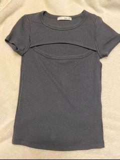 Wilfred cut out tee