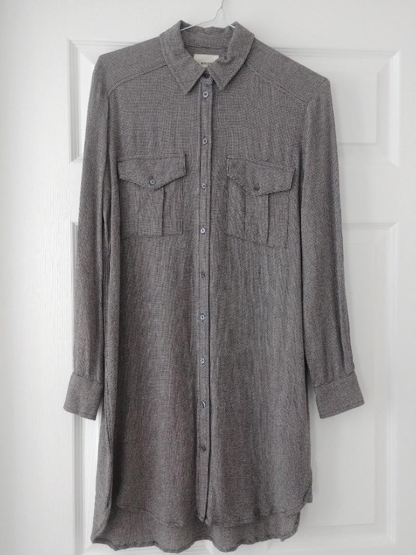 Wilfred Free Shirtdress