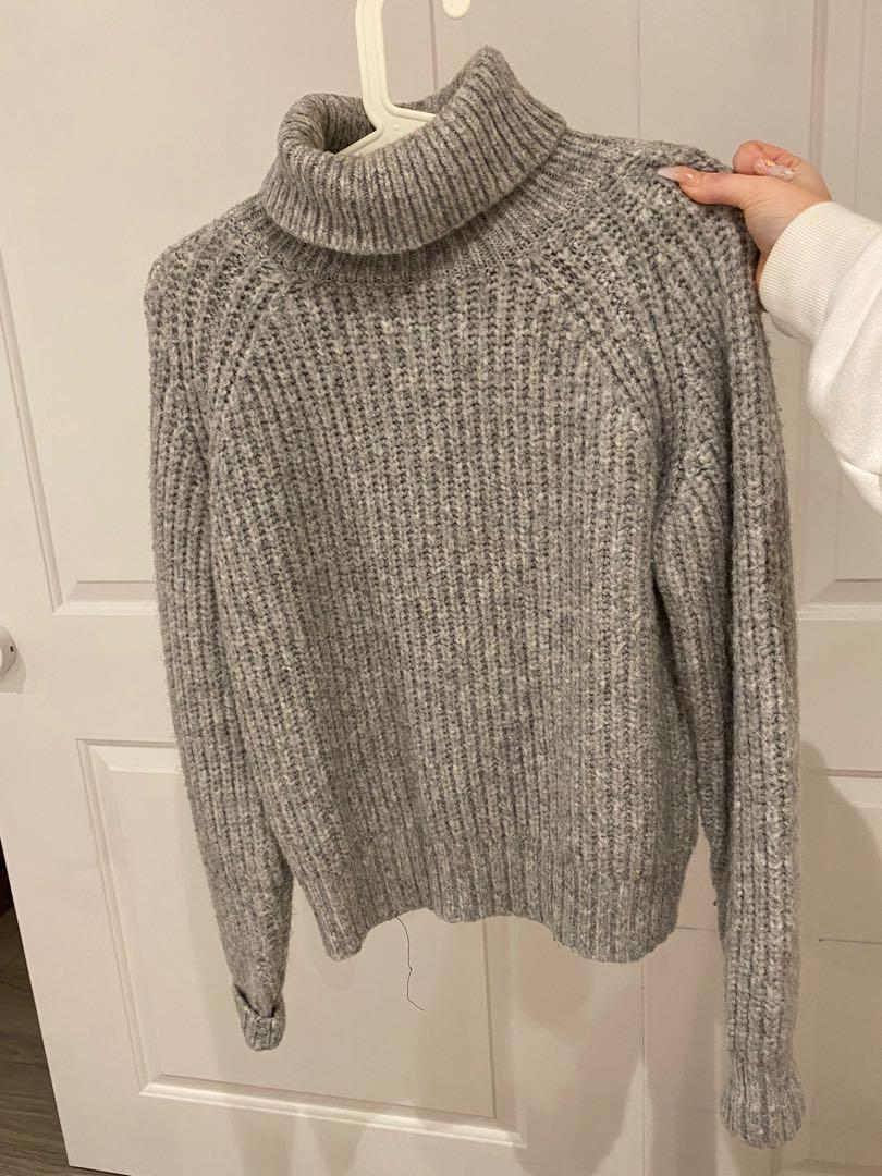Zara Fuzzy Sweater