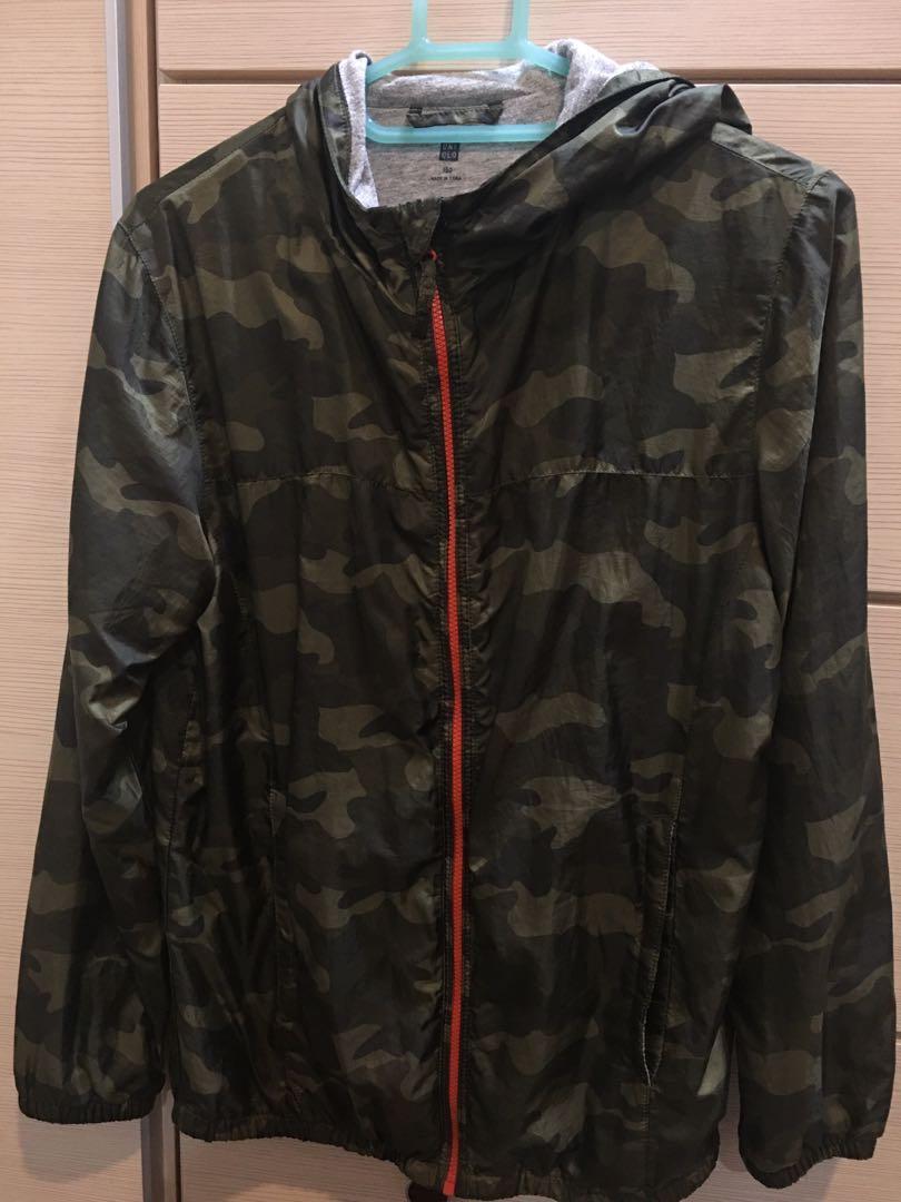 男大童風衣外套(150)