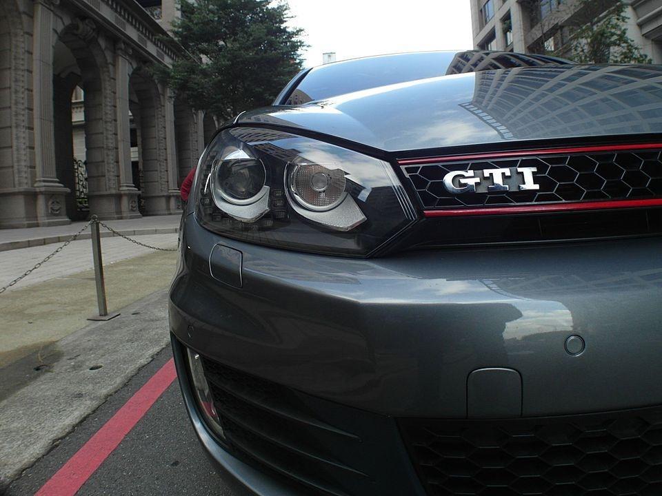 2012 GOLF GTI 2.0 灰