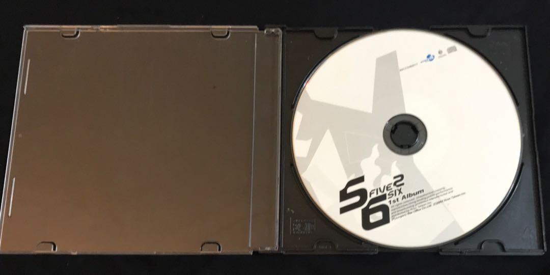 5566 二手專輯 First Album