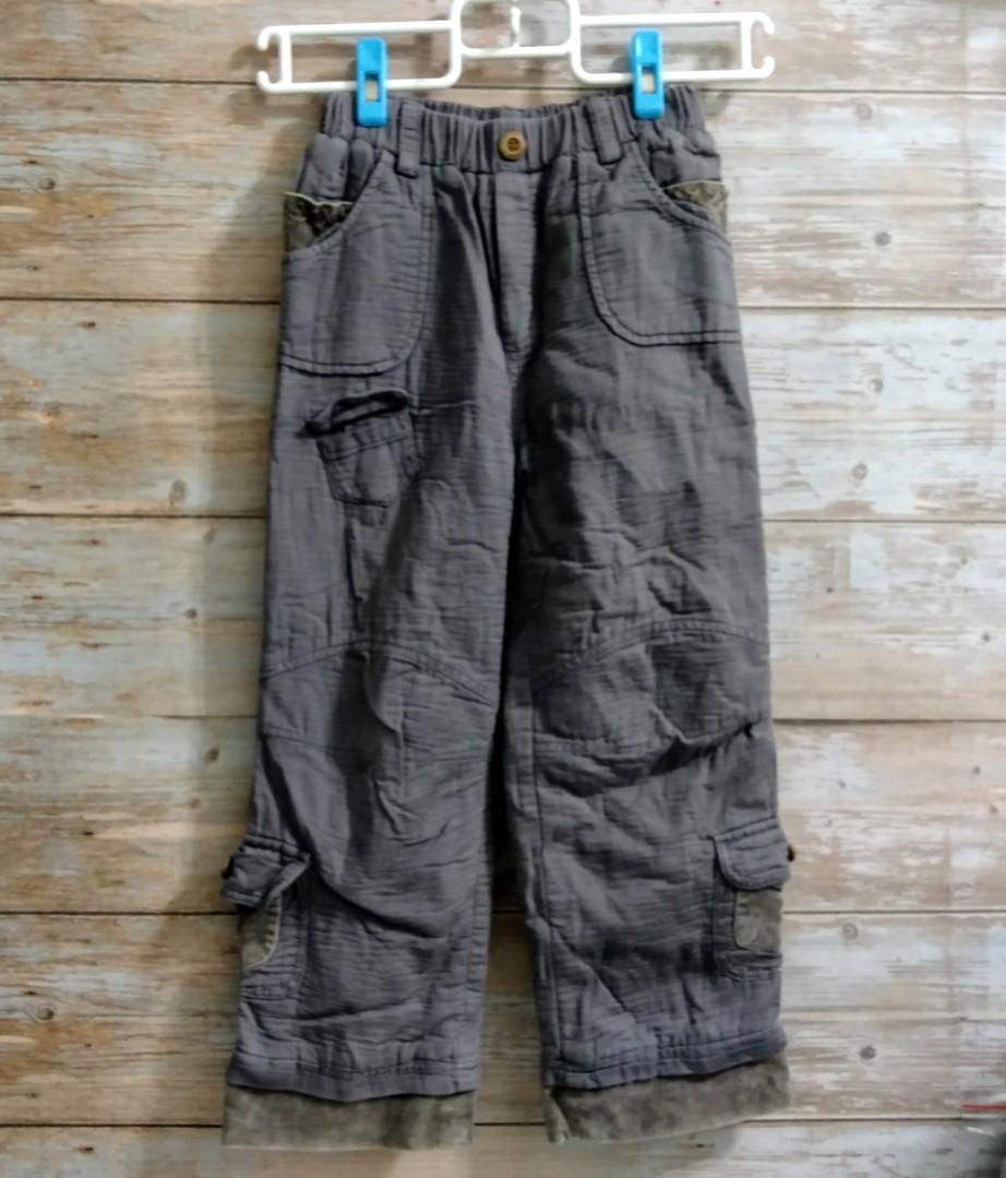 男童厚棉長褲 #13