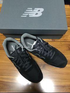 全新 New Balance 復古鞋 ML373SA-D楦(黑色24號) 運動鞋休閒鞋