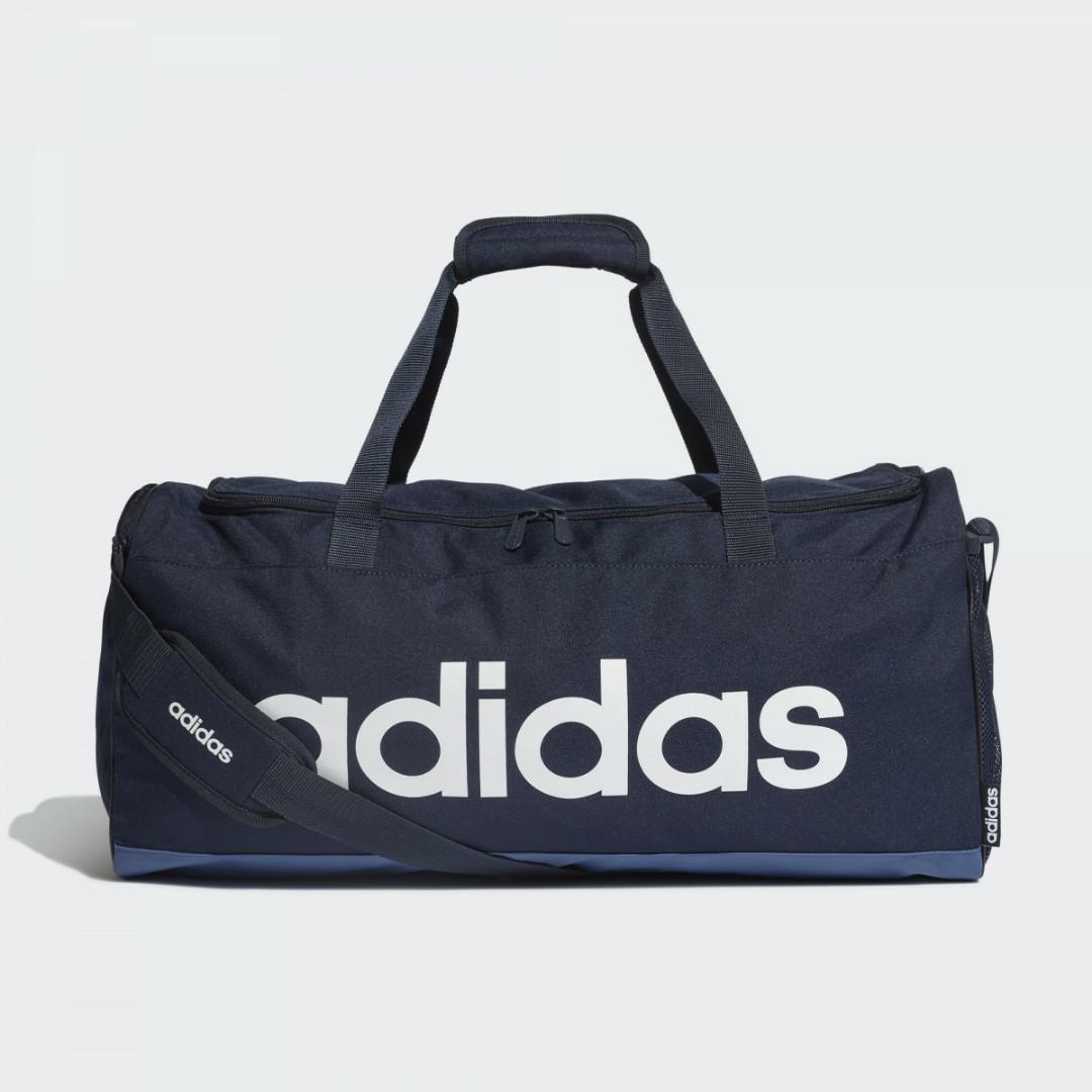 Adidas Linear Duffel Bag (FM6744)