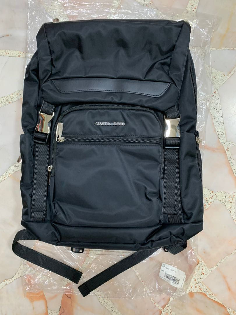 Austin Reed Laptop Backpack Men S Fashion Bags Wallets Backpacks On Carousell