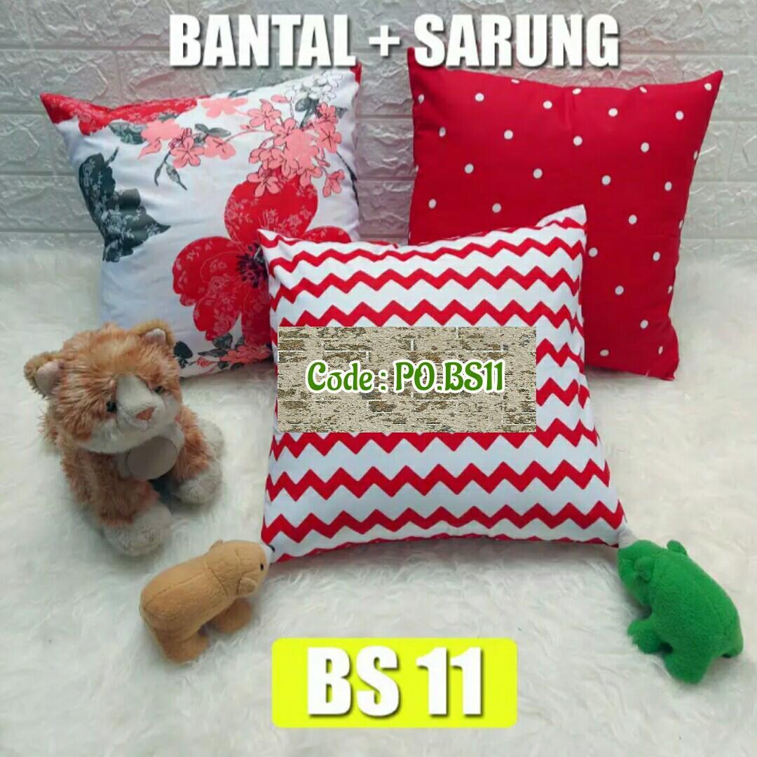 Bantal Sofa set 40x40 cm