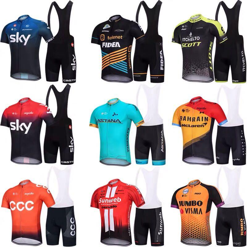 bike jersey bike clothes for MTB cycling