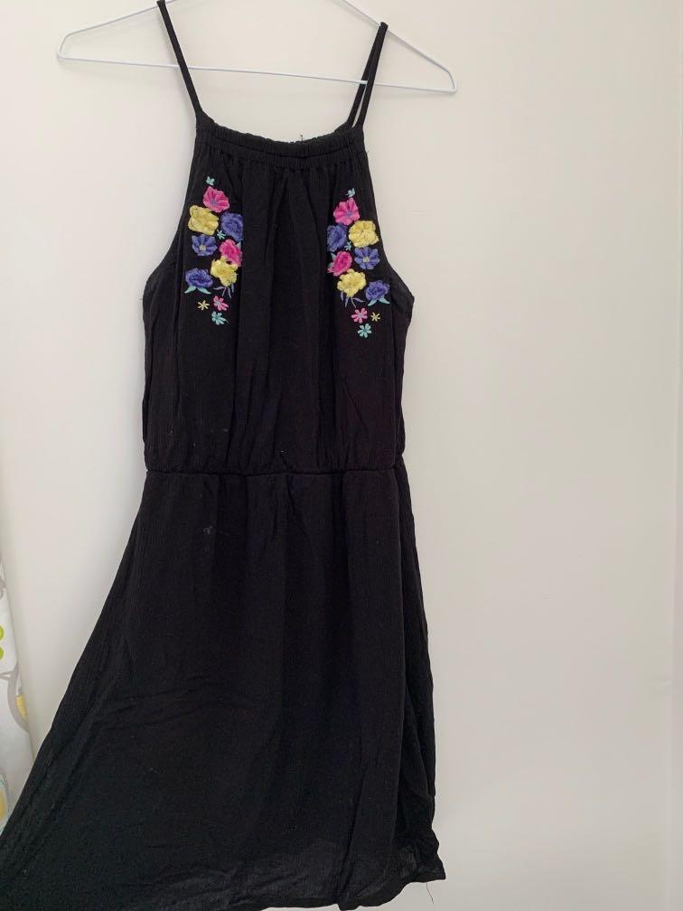 Black dress (size 16)
