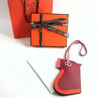 BNIB Hermès Camail Charm / Key Holder