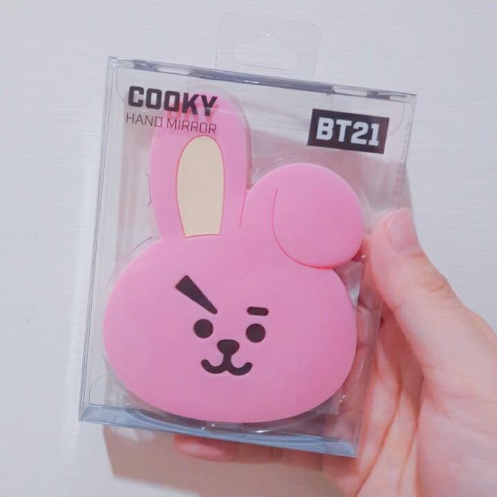 【絕版】BT21 Cooky 帥帥手拿鏡