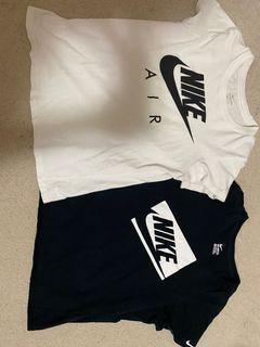 B&W Unisex Nike Shirt Duo