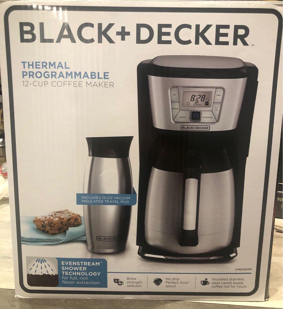Coffee Maker - not used still in box