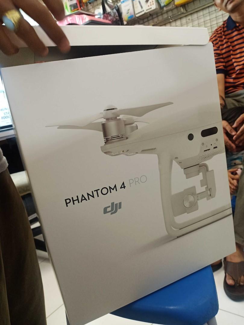 DJI Phantom 4 Pro V2.0 Drone Miliki Cicilan No CC