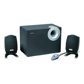 Edifier M1310 2.1多媒體喇叭組/高音質/重低音